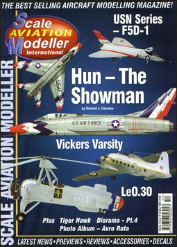 Scale Aviation Modeller International vol.6. iss.10 2000