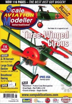 Scale Aviation Modeller International 2011-05 (vol.17 iss.5)