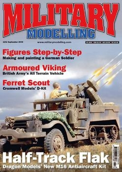 Military Modelling Vol.38 No.11 (2008)