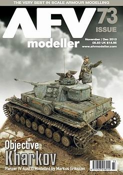 AFV Modeller 2013/11-12 (Issue 73)