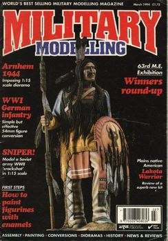 Military Modelling Vol.24 No.03 (1994)