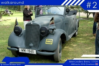 Mercedes 170V Walk Around