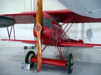 Fokker D.VII Walk Around