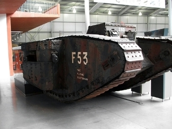 Mk II tank Walk Around