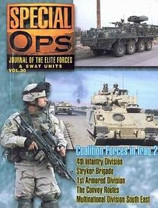 Special Ops Journal #30 Coalition Forces in Iraq Volume 2 (Concord 5530)