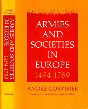 Armies and Societies in Europe, 1494-1789