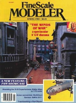FineScale Modeler spring 1983 (vol.1 No 3)
