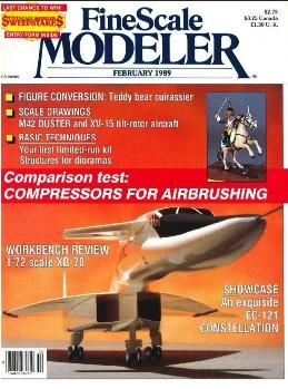 FineScale Modeler 1989-02 (Vol.7 No.02)