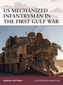 US Mechanized Infantryman in the First Gulf War (Osprey Warrior 140)