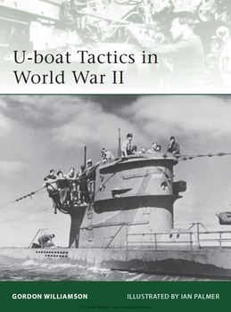 U-Boat Tactics in World War II (Osprey Elite 183)