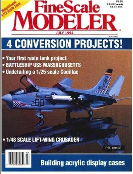 FineScale Modeler 1992-07 (Vol.10 No.05)