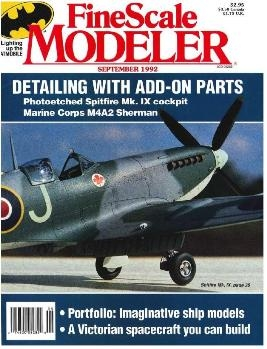 FineScale Modeler 1992-09 (Vol.10 No.06)