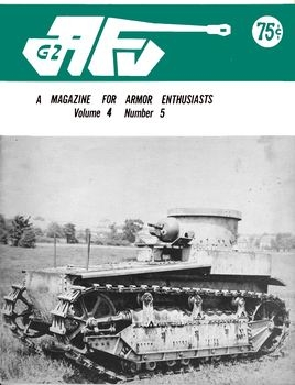 AFV-G2: A Magazine For Armor Enthusiasts Vol.4 No.05