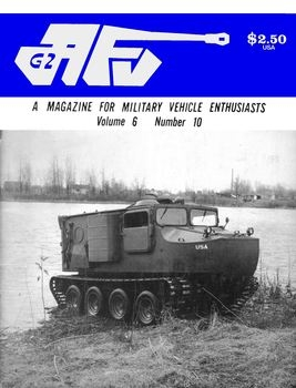 AFV-G2: A Magazine For Armor Enthusiasts Vol.6 No.10