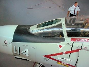 F-4J Phantom II Walk Around