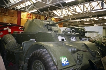 T17E1 Staghound Walk Around
