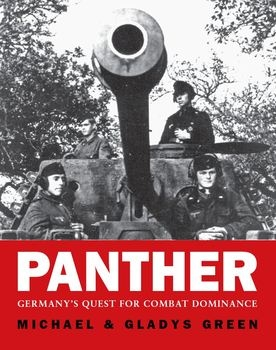Panther: Germany's Quest for Combat Dominance (Osprey General Military)