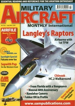 Military Aircraft Monthly International 2010-07