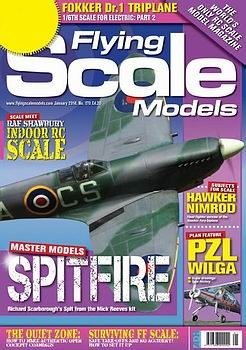 Flying Scale Models 2014-01