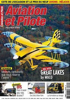 Aviation & Pilote №481 2014-02