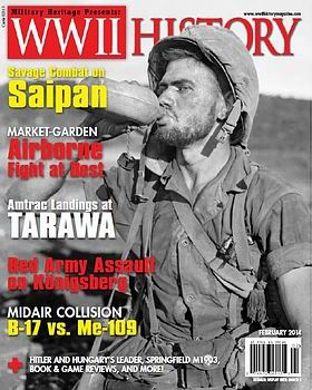 WWII History Magazine 2014-02 (Vol.13 No.2)