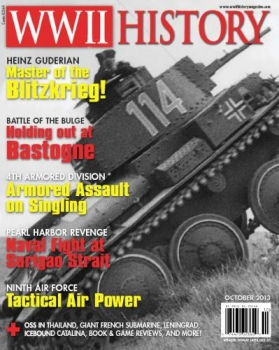 WWII History 2013-10