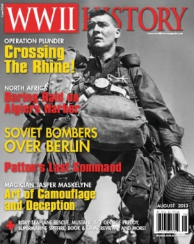 WWII History 2013-08