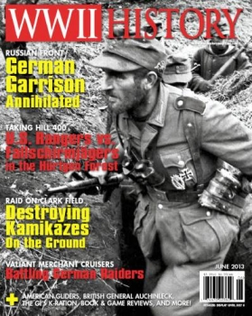 WWII History 2013-06