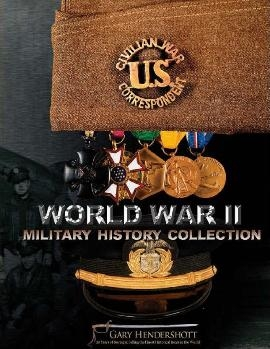 World War II Military History Collection (Sale 165)