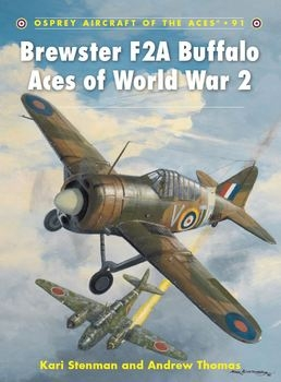 Brewster F2A Buffalo Aces of World War II (Osprey Aircraft of the Aces 91)