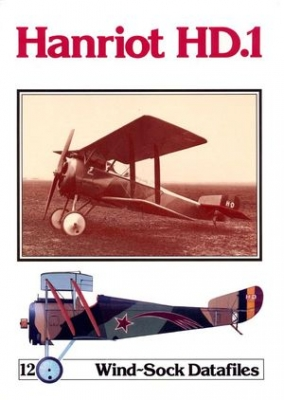 Wind-Sock Datafiles No. 12: Hanriot HD.1