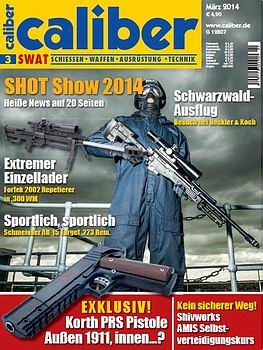 Caliber Swat Magazin 2014-03
