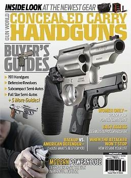 Gun World: Conceal and Carry Handguns - Spring 2014