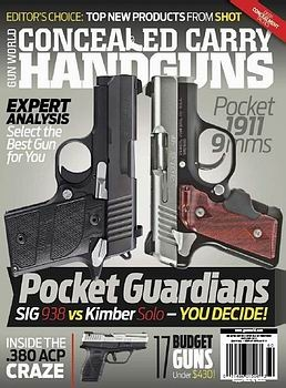 Gun World: Conceal and Carry Handguns 2014-05/06