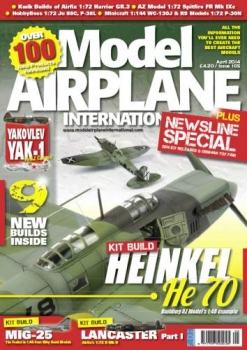 Model Airplane International - Issue 105 (2014-04)