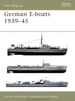 German E-Boats 1939-1945 (Osprey New Vanguard 59)