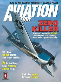 Aviation History 2014-07 (Vol.24 No.06)