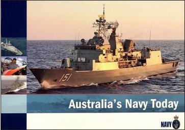 Australia's Navy Today (16 выпусков журнала с 1963-2001)