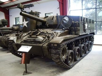 M37 105mm Howitzer Walk Around