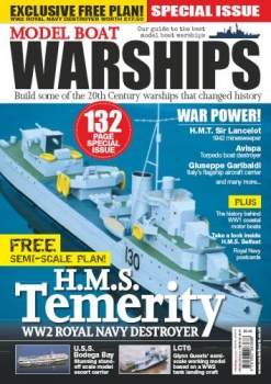 Model Boat Warships (Model Boats Special Issue)