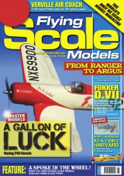 Flying Scale Models - Issue 175 (2014-06)