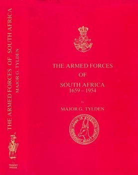 The Armed Forces of South Africa 1659-1954