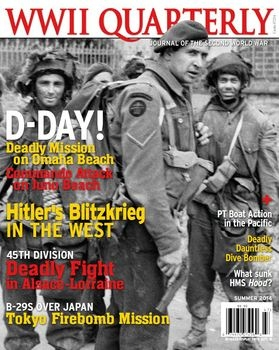 WWII History Quarterly 2014-Summer (Vol.5 No.4)