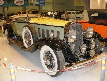 1930 Cadillac V16 Sport Roadster Walk Around
