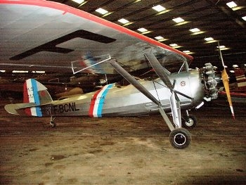 Morane Saulnier 317 Walk Around