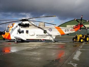 Sea King Mk.43 (RNoAF) Walk Around
