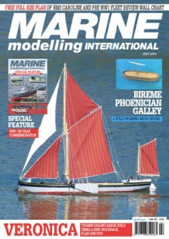 Marine Modelling International 2014-07