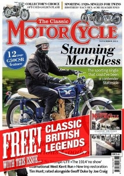 The Classic MotorCycle 2014-11