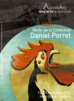 Vente de la Collection Daniel Porret