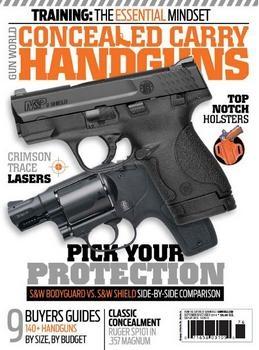 Gun World: Conceal and Carry Handguns 2014-09/10